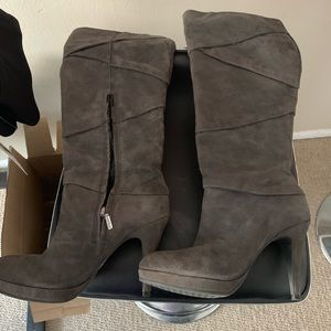 Geoxx Grey Boots